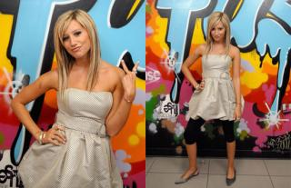 Ashley Tisdale Wants More Curves