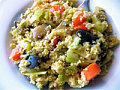 Lite&#039;n it Up Group Feature: Vegetable Couscous
