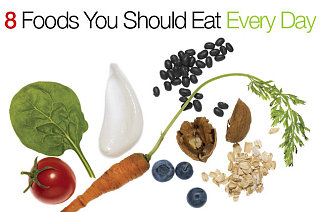 8 Foods Men Should Eat Every Day
