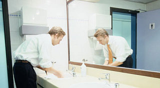 Men, Hands & Public Restrooms: Dirty Little Secrets