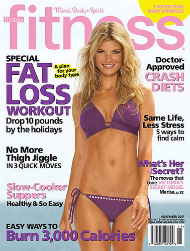 Marisa Miller on Fitness and Ice Cream
