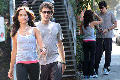 Get the Look: Minka Kelly's Lululemon Pants