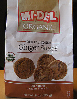 Tasty Morsels:  MI-DEL Ginger Snaps