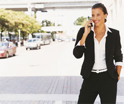 Fit Tip: Pace While Talking on the Phone