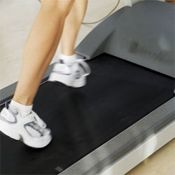 Get It Up, Your Heart Rate That Is: Treadmill 2-3 Min Intervals