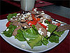 Lite'n it Up Feature: Warm Steak and Blue Cheese Salad