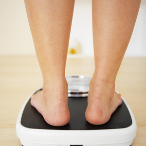 Carrying a Few Extra Pounds May Not Be a Bad Thing