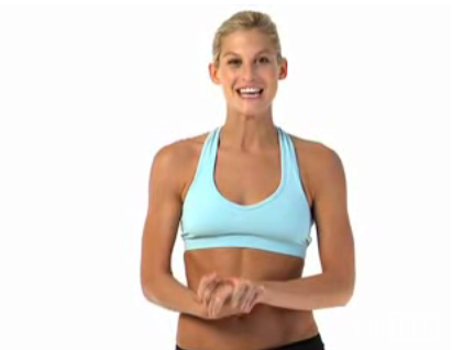 Another Great Ford Model Fitness Video