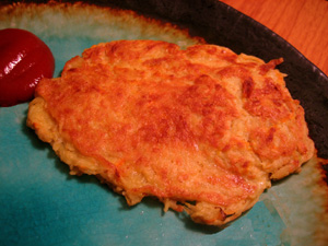 Holiday Fit Tip: Healthier Potato Latkes With Carrot