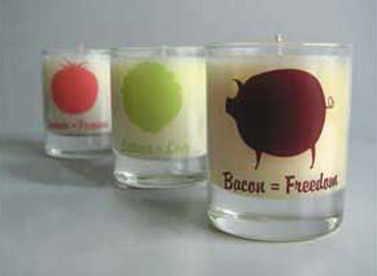 Product of the Day: BLT-Scented Candles