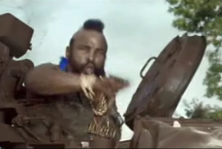 Mr. T Says: Get Some Nuts!