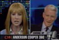 Kathy Griffin Loves Anderson Cooper