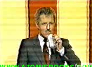 Not Cute: Alex Trebek Drunk