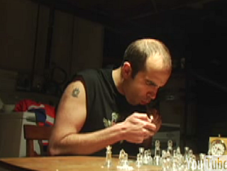 Crack Pipe Chess Set From SkyMaul