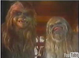 Flashback: Weirdest Star Wars Holiday Special Ever