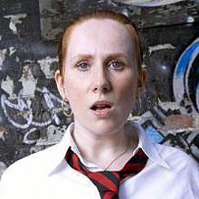 catherine tate as lauren