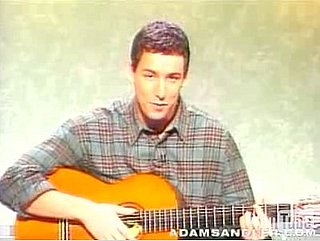 "Flashback: Adam Sandler Sings ""Turkey Song"""