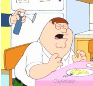 Unnecessary Family Guy Censorship