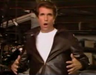 Don't Listen To The Fonz