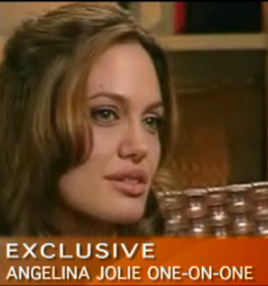 An Interview With Angelina Jolie