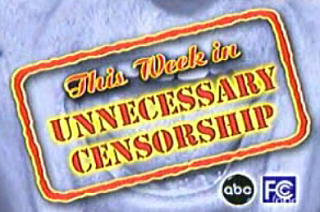 More Unnecessary Censorship