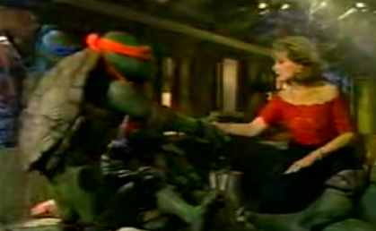Barbara Walters Interviews The TMNT