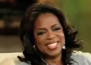 "Oprah Makes a Wise ""Crack"""