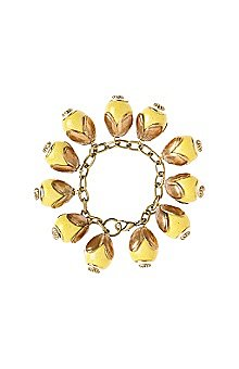 Anthropologie - Darling Buds Bracelet