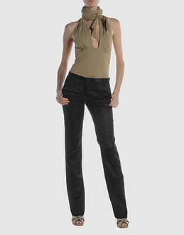 Costume national Women Low-rise pants on YOOX
