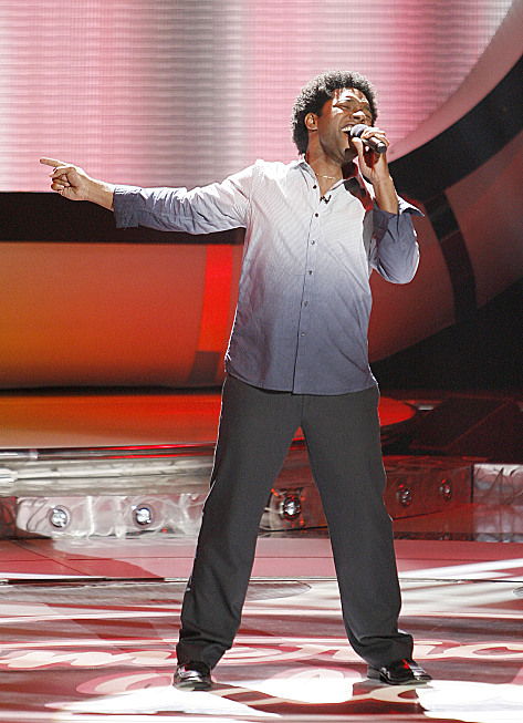 """American Idol"" Elimination: Brandon's Booted"