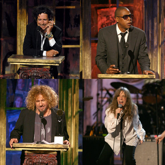 Rock and Roll Hall of Fame Welcomes Its Class of '07
