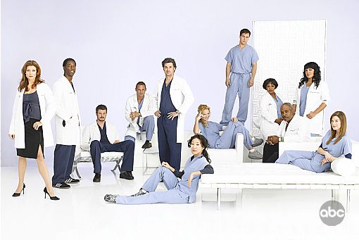 "Five Questions for ""Grey's Anatomy"""