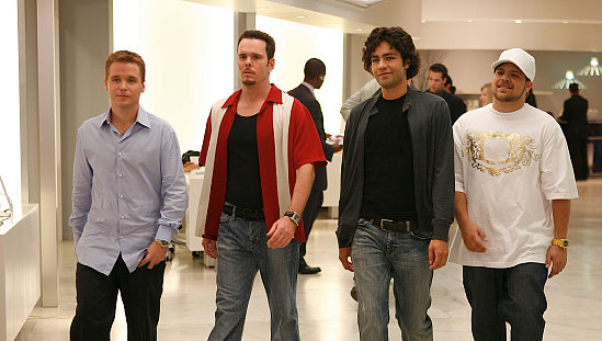 "TV Preview: ""Entourage"" Season Three, Part Two"