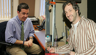 Ed Helms and Judd Apatow to Make Sweet, Sweet Movie Together
