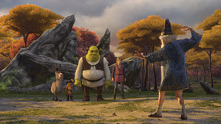 Shrek the Third: New Trailer and Photos