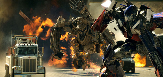Transformers 3 Coming July of . . . Some Year