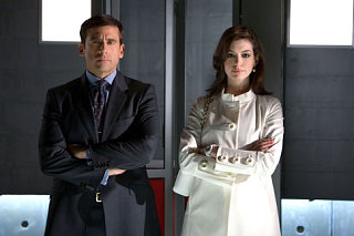 Teaser Trailer for Get Smart With Steve Carell