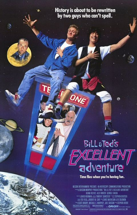 Bill and Ted are Getting an Update