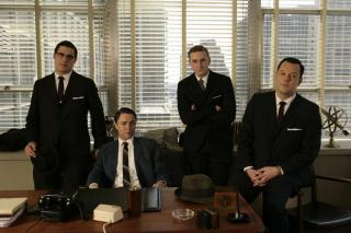 Mad Men Ends Its First Season Tonight