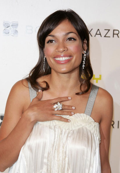 Rosario Dawson's Descent and More