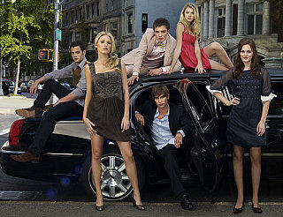 "Meet the Characters of ""Gossip Girl"""