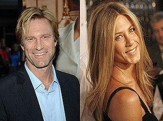 Jennifer Aniston, Aaron Eckhart Traveling Together