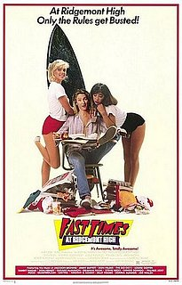 The Results Are In: Recast Fast Times at Ridgemont High