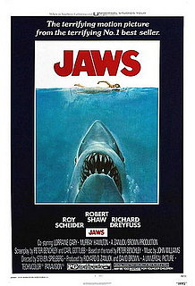 Frightful Friday: Jaws
