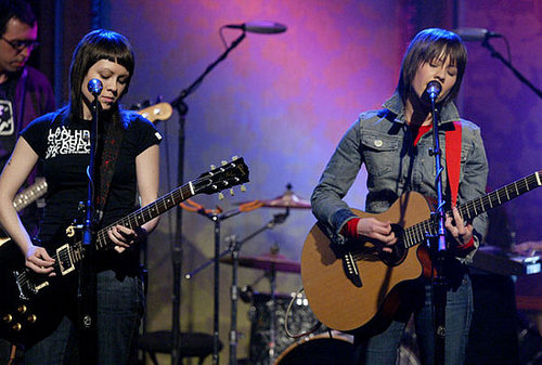 "Music Video: Tegan and Sara, ""The Con"""
