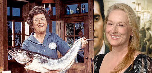 Meryl Streep to Play Julia Child