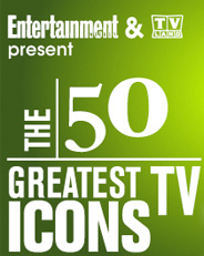 TV Tonight: The 50 Greatest TV Icons