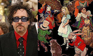 Tim Burton Signs on for 3-D Alice in Wonderland