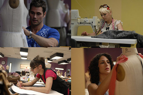 "Project Runway Rundown: Episode 1, ""Sew Me What You Got"""