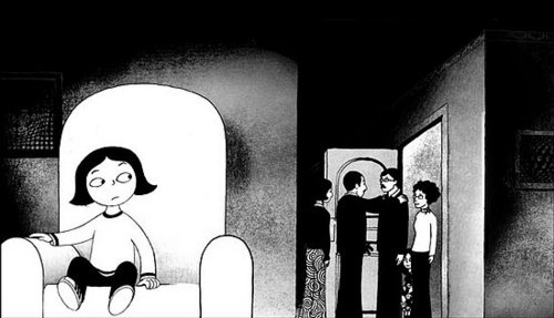 Movie Preview: Persepolis